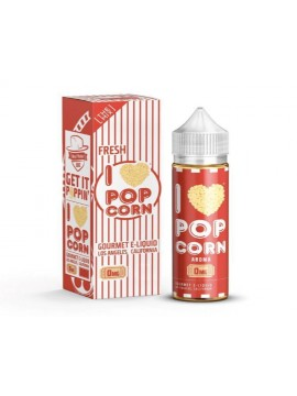 MAD HATTER JUICE - I LOVE POPCORN - 100ML