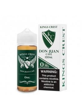 Kings Crest Premium ELiquid - Don Juan Cafe - 60ml