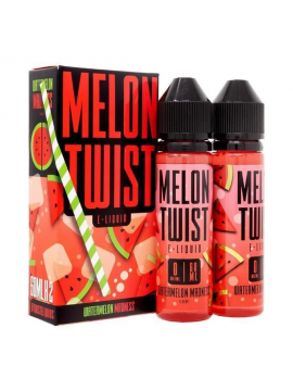 Melon Twist E-Liquids - Watermelon Madness - 60ml