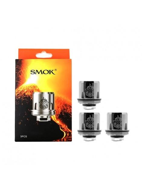 SMOK RESISTANCES TFV8 X BABY
