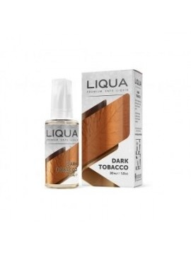 LIQUA DARK TOBACCO 30ML