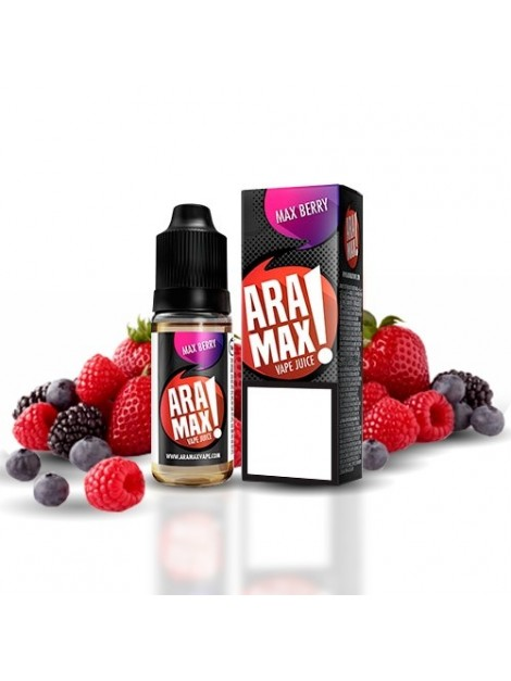 ARAMAX Max Berry 10ML
