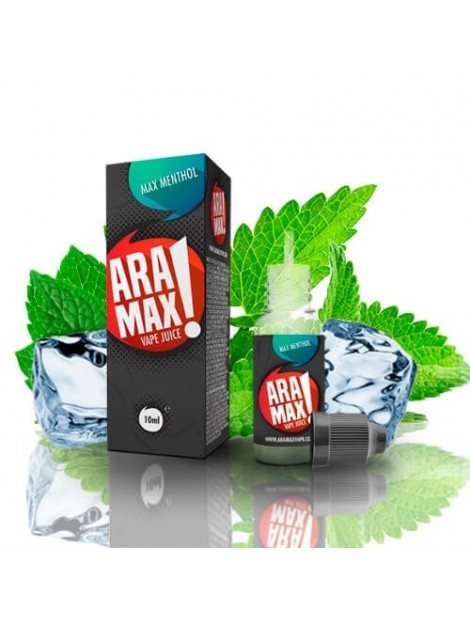 ARAMAX Max Menthol 30ML