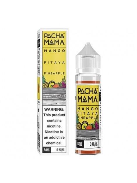 Pachamama E-Liquid - Mango Pitaya Pineapple - 60 ml