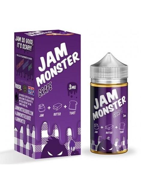 Jam Monster eJuice - Grape - 100 ml