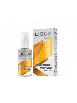 LIQUA RED TOBACCO 30ML