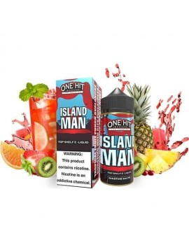 ONE HIT WONDER ELIQUID - ISLAND MAN - 100ML