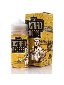 The Custard Shoppe - Butterscotch -100 ml