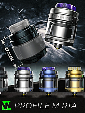 Wotofo Profile M RTA 3.1ml
